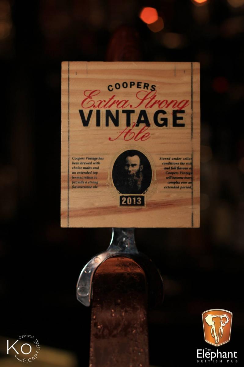 Coopers Vintage Ale 1